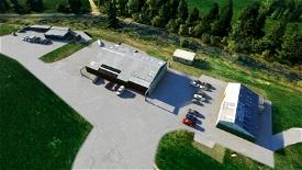 EGJD Lleweni Parc Denbigh Gliding Club Microsoft Flight Simulator