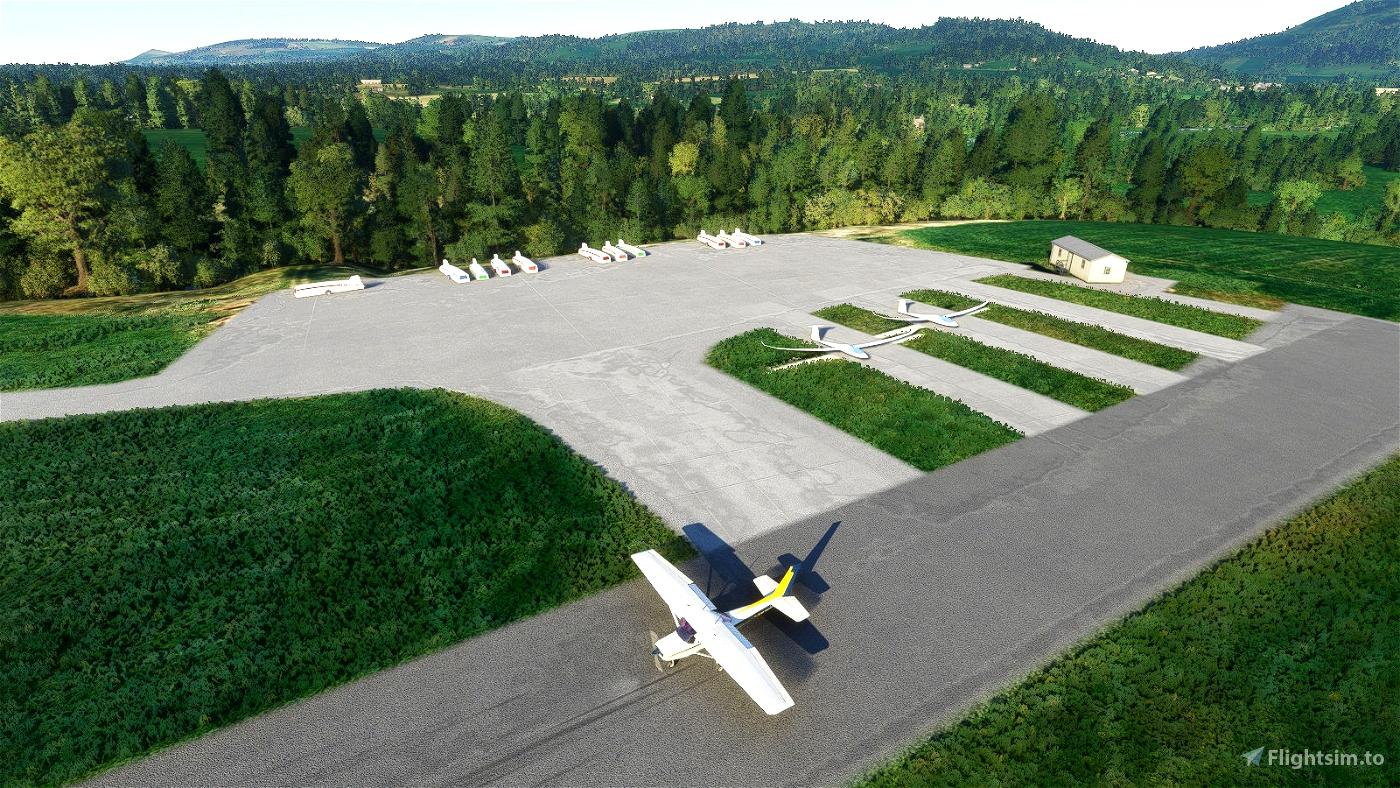 EGJD Lleweni Parc Denbigh Gliding Club