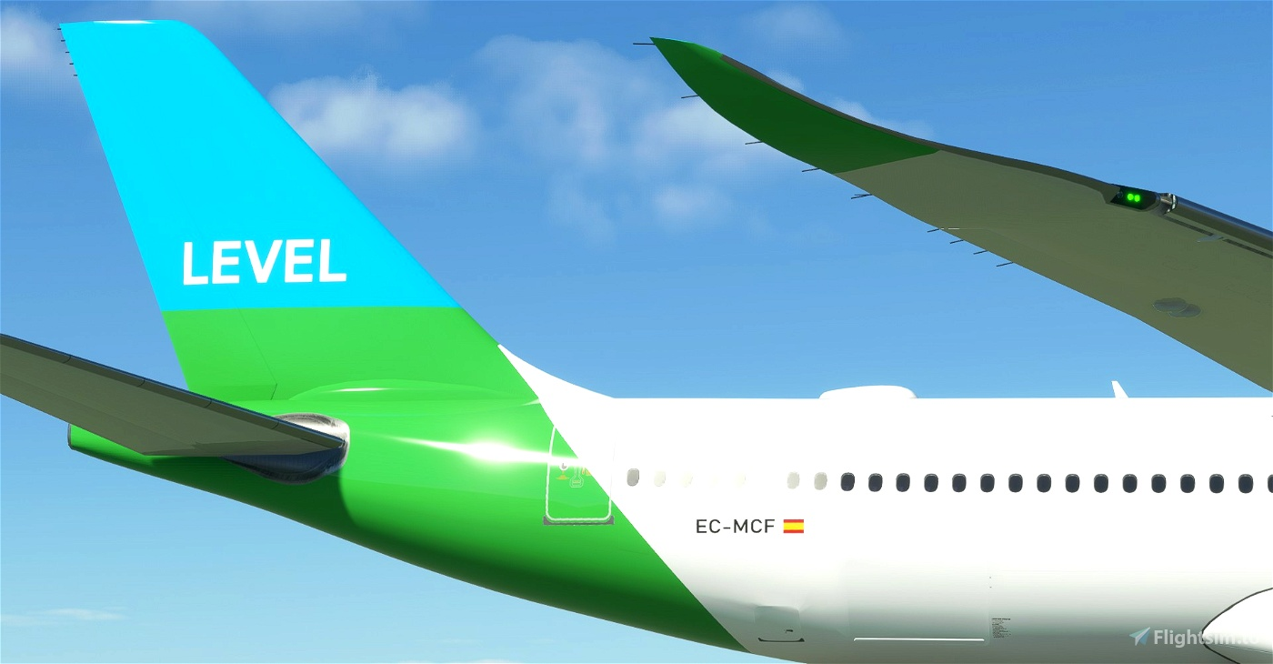 LEVEL Headwind A330-900