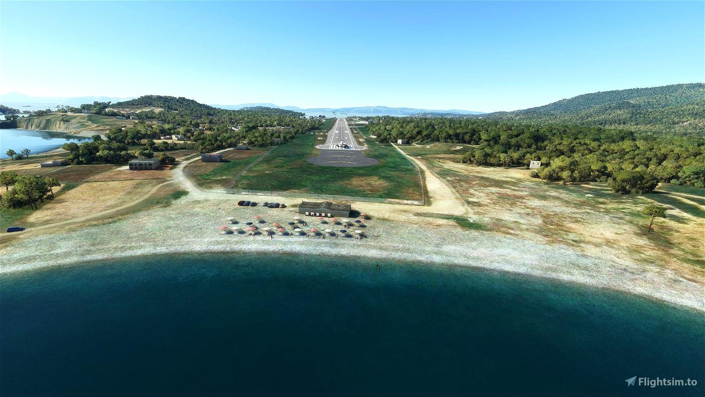 LGSK-Skiathos International Airport, Greece