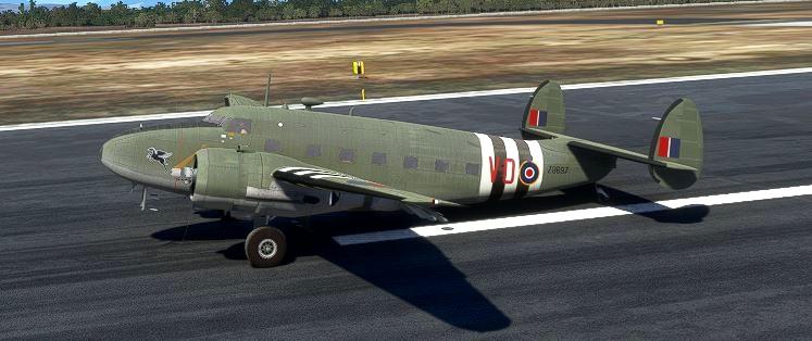 Lockheed L-18 Lodestar update