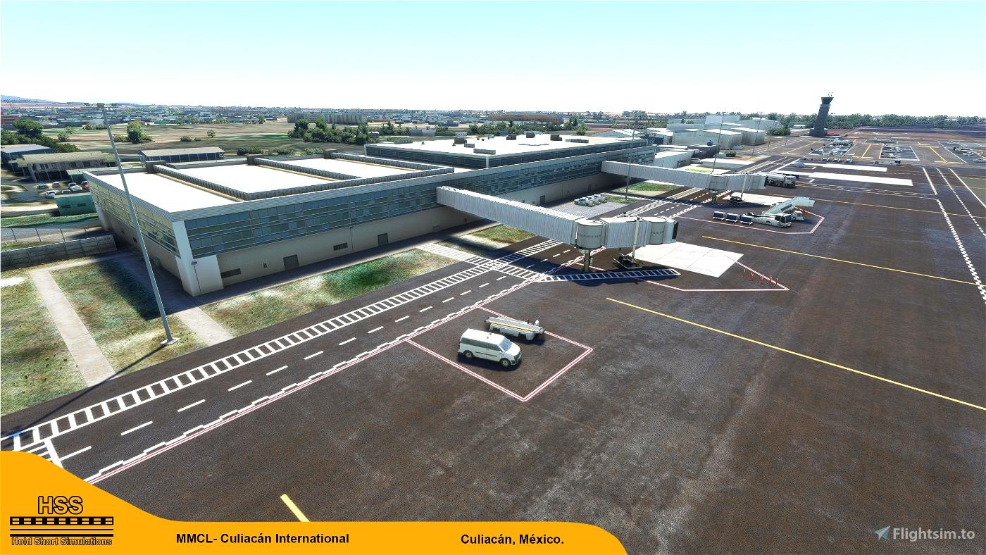 (MMCL) Culiacan International Airport, Mexico