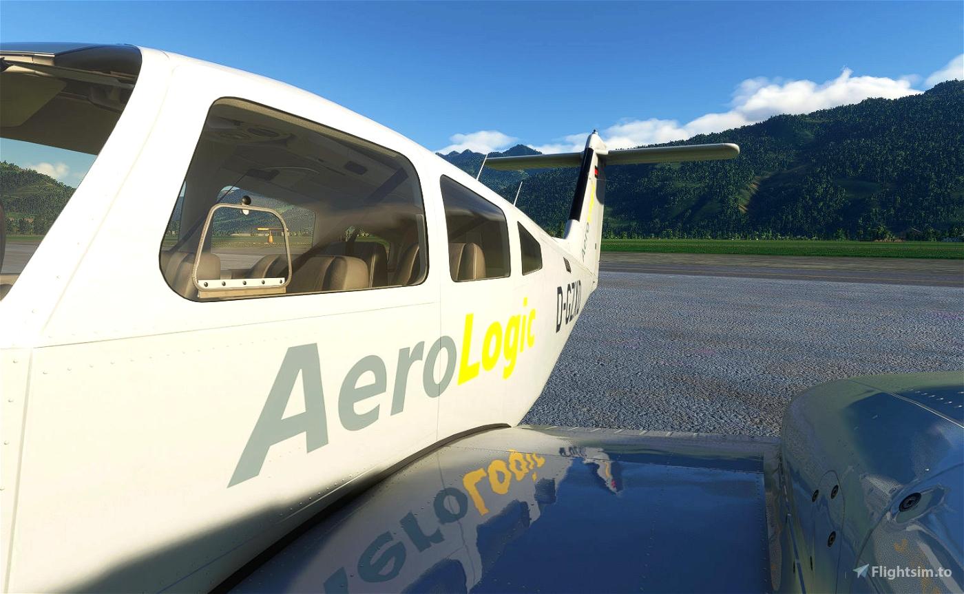 PA44 Seminole Aero Logic (Carenado)