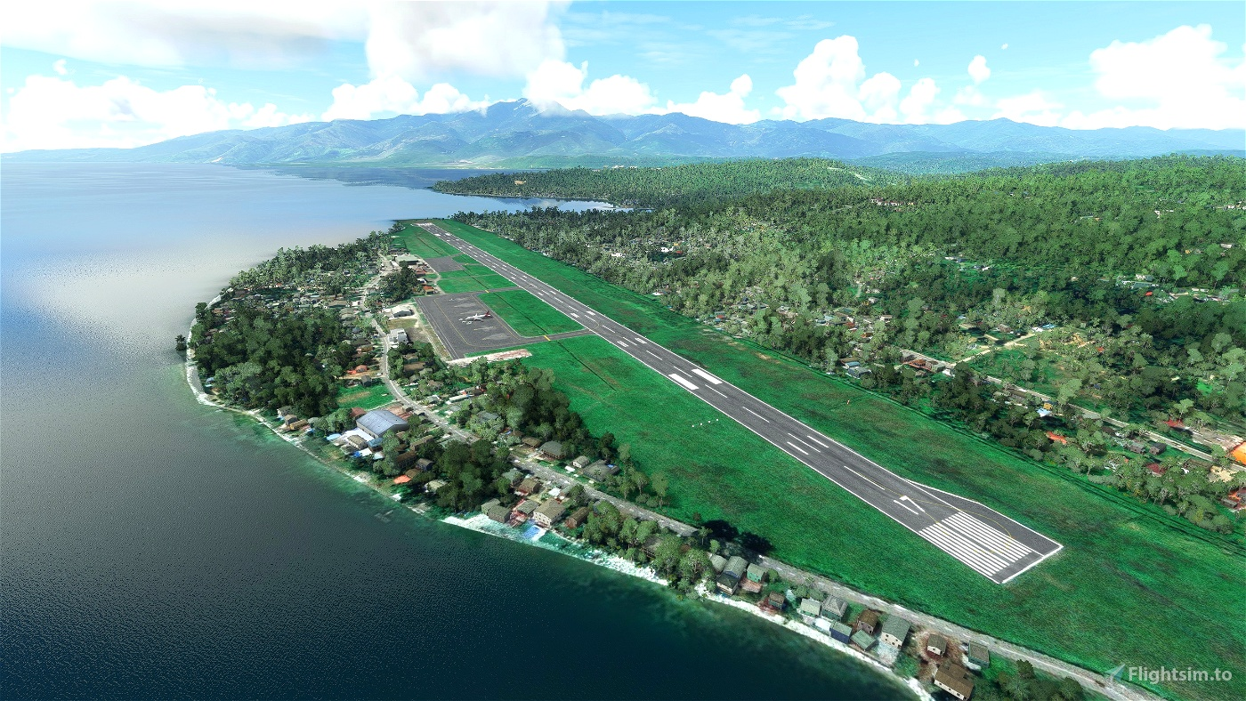 Rendani Airport, Manokwari (WAUU)
