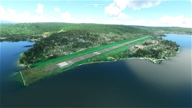 Rendani Airport, Manokwari (WAUU) Microsoft Flight Simulator