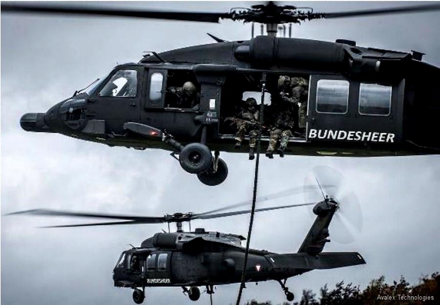 UH60 Bundesheer Livery [Austrian Air Force]