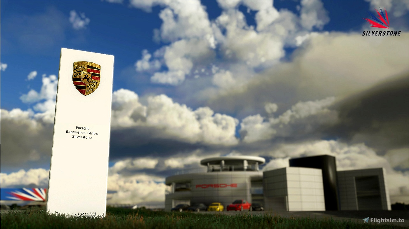 Silverstone Motorsport Circuit UK & Heliport