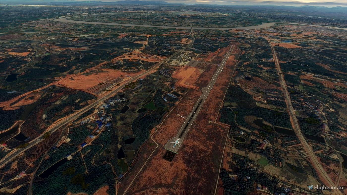 [ZGHY] Hengyang Nanyue Airport Microsoft Flight Simulator
