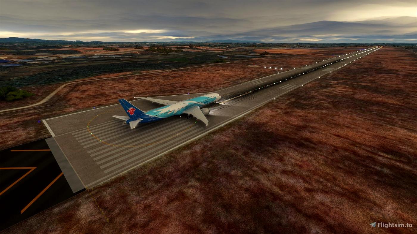 [ZGHY] Hengyang Nanyue Airport